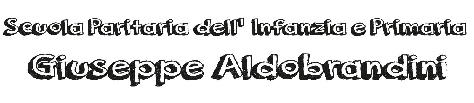 Scuola Paritaria Giuseppe Aldobrandini Logo